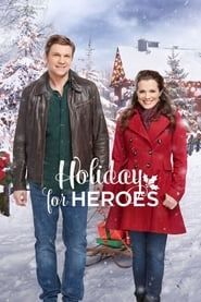 Poster Holiday for Heroes 2019