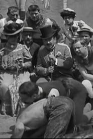 La femme du lutteur 1906