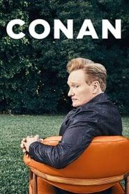 Conan Season 3 Episode 91 : The Completely Flat Man... in 3-D!!!