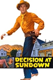 Decision at Sundown (1957)