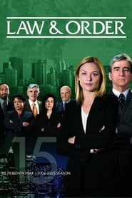 New York District / New York Police Judiciaire: Saison 15