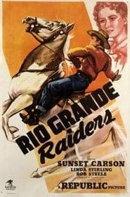 Affiche de Film Rio Grande Raiders