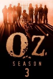 Oz - Season 3 poster