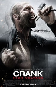 Crank 2: High Voltage 2009 Movie BluRay Dual Audio Hindi Eng 300mb 480p 1GB 720p 3GB 8GB 1080p