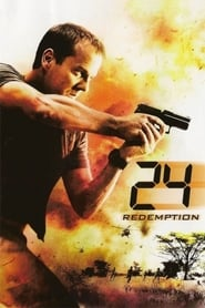 Poster for 24: Redemption