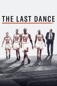 Poster The Last Dance 2020