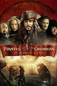 Poster for Pirates of the Caribbean: At World's End