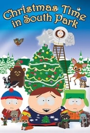 Poster Christmas Time in South Park 2000