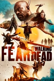 Fear the Walking Dead S05E03 – Humbug's Gulch poster