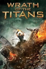 Poster for the movie, 'Wrath of The Titans'