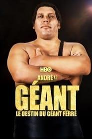 André le géant : Le destin du géant ferré 2018