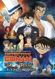 Detective Conan: el puño de Zafiro Azul en gnula