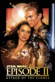 Poster for Star Wars: Episode II - Attack of the Clones