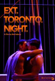 Ext. Toronto. Night. (2020)
