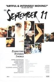 Poster for 11'09''01 - September 11