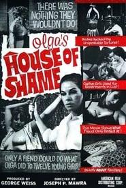 Poster Olga's House of Shame 1964
