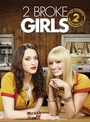 2 Broke Girls - Season 2 poster