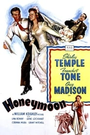 Poster Honeymoon 1947