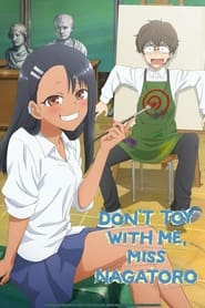 Don't Toy With Me, Miss Nagatoro (2021) poster