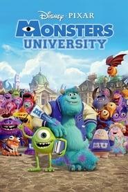 Poster Monsters University 2013
