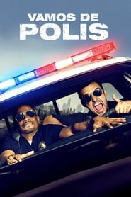 Agentes del desorden (2014) | Vamos de polis | Let's Be Cops