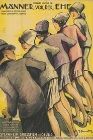 Männer vor der Ehe 1927