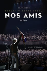 Poster Eagles of Death Metal: Nos Amis (Our Friends) 2017
