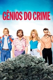 Gênios do Crime Torrent (2016)