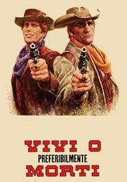Poster Alive or Preferably Dead 1969