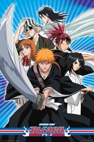 Poster Bleach - Season 1 2012