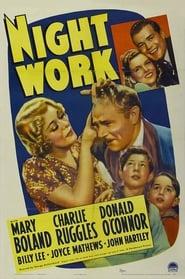 Night Work 1939