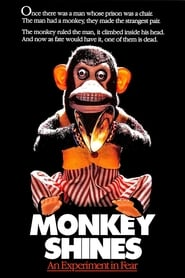Poster Monkey Shines 1988