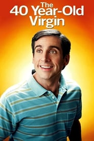 Poster for The 40 Year Old Virgin