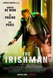 Ver The Irishman Online HD Castellano, Latino y V.O.S.E (2019)