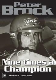 Peter Brock Nine Times A Champion