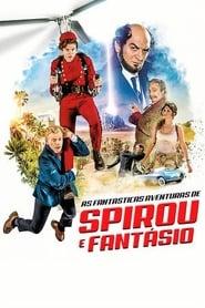 As Fantásticas Aventuras de Spirou e Fantasio
