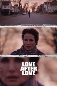 DVD cover image for Love after love