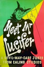 Poster Meet Mr Lucifer 1953