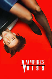 Poster for Vampire's Kiss