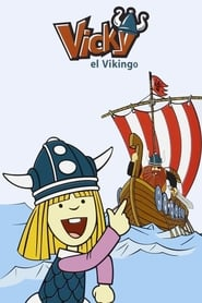 Poster Vicky the Viking 1975