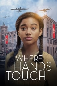 Poster Where Hands Touch