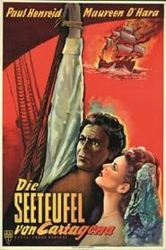 Der Seeteufel von Cartagena 1945