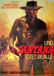Filmcover von ... und Santana tötet sie alle