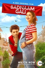 Badnaam Gali 2019 Hindi Movie WebRip 250mb 480p 800mb 720p
