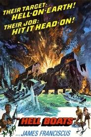 Poster Bateaux enfer 1970
