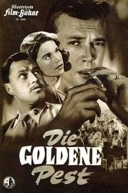 Poster The Golden Plague 1954