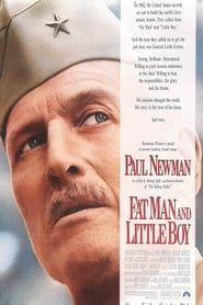 Poster Fat Man and Little Boy 1989