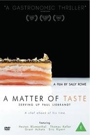 A Matter of Taste: Serving Up Paul Liebrandt (1969)