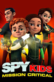 Poster Spy Kids: Mission Critical 2018