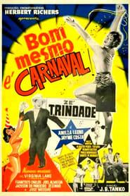 Poster Bom Mesmo É Carnaval 1962